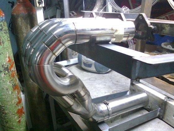 Exhaust Header Design