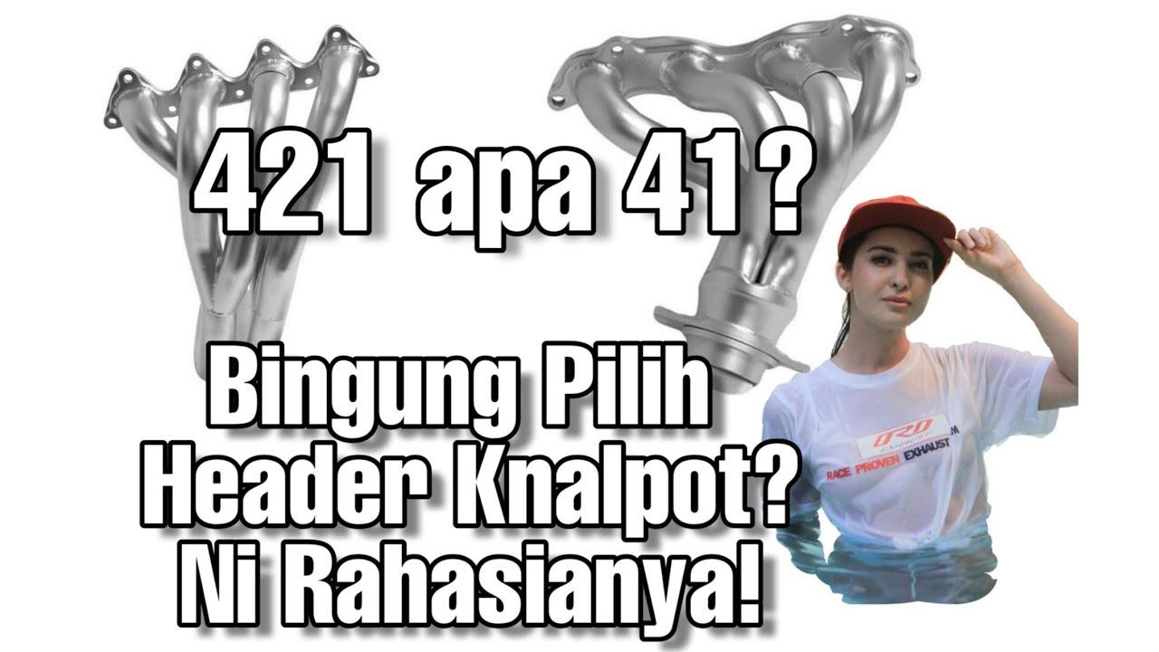 Perbedaan Header 41 & 421 ? More deep into Headers